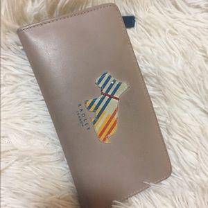 Radley London wallet EUC
